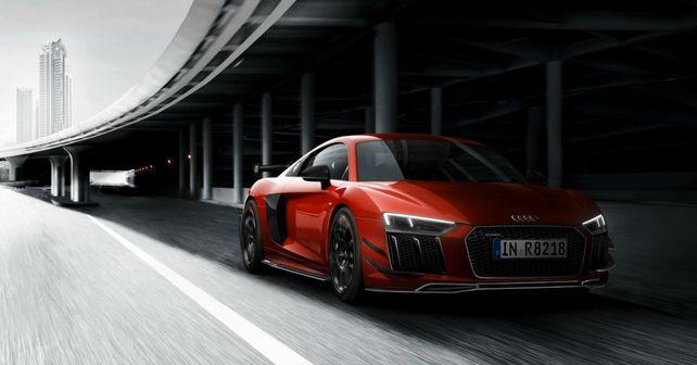 Audi R8 Sport Performance Parts 1