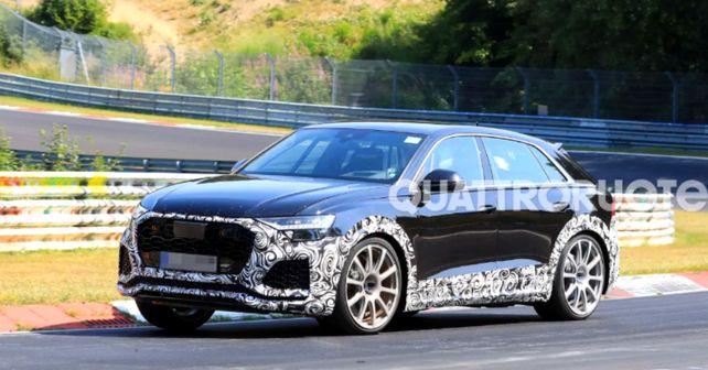 Audi Rs Q8 1