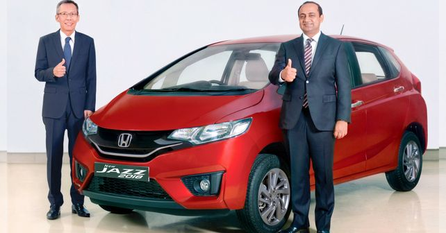 Honda Jazz 20181