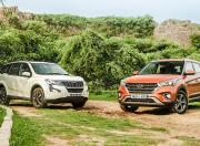 hyundai creta vs marindra xuv500 comparison