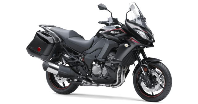 Kawasaki Versys1000 Discontinued In India M