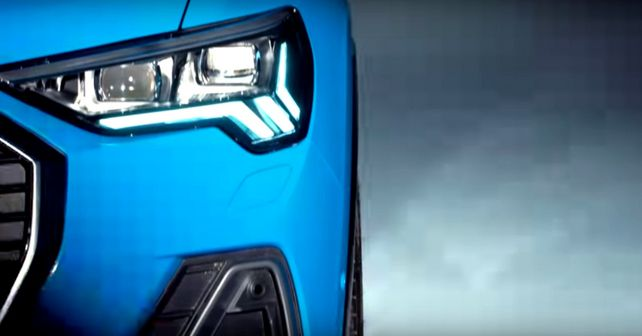 New Audi Q3 Teased
