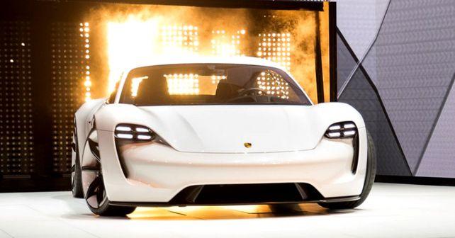 Porsche Taycan Specs