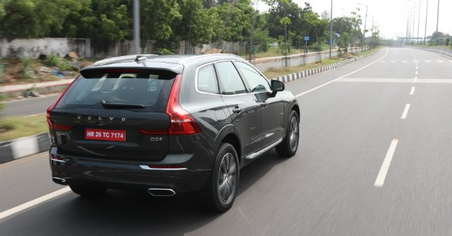 Volvo Auto India Xc 60 Locally Assembled M