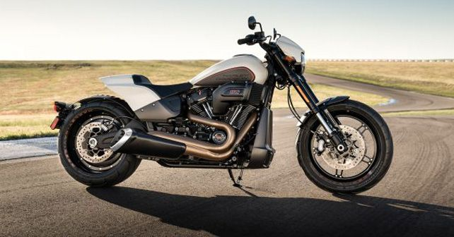 2019 Harley Davidson FXDR 114 Softail Side Profile