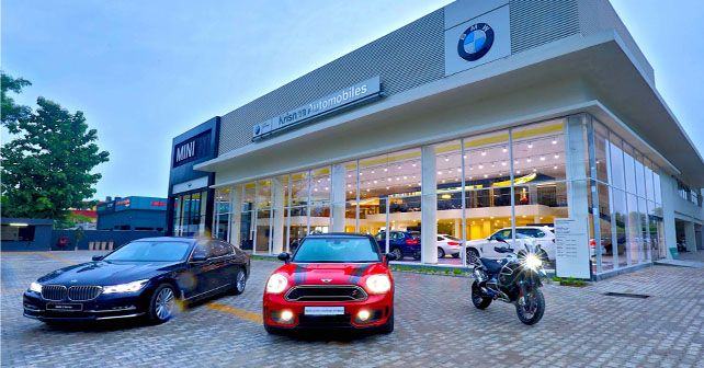 BMW India Integrated Dealership