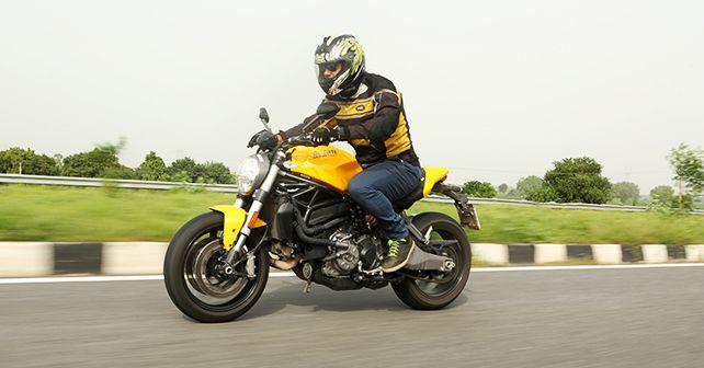 Ducati Monster 821 Motion