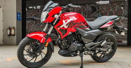 Hero Xtreme 200R Brochure in India | Download Hero Xtreme