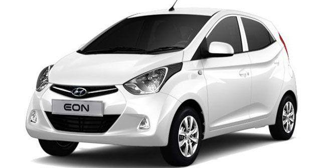 Hyundai Eon Exterior Pictures Front Left