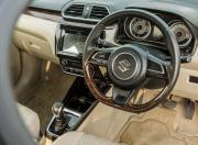 Maruti Suzuki Dzire ZXi AMT Steering Wheel