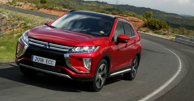 Mitsubishi Eclipse Cross 2018 India Bound M