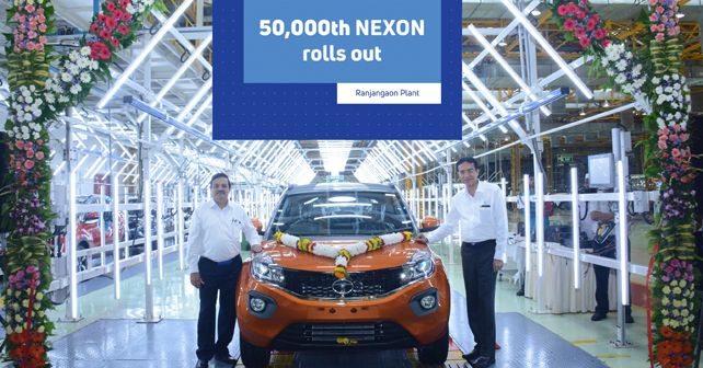 50,000th Nexon roll out