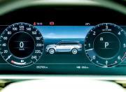 Range Rover Sport Instrumentation