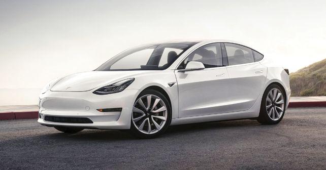 Tesla Model 3 2018 1600 Opinion