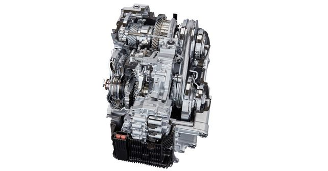 Toyota Yaris CVT Continuously Variable Transmission S