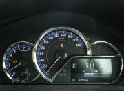 Toyota Yaris CVT Speedometer