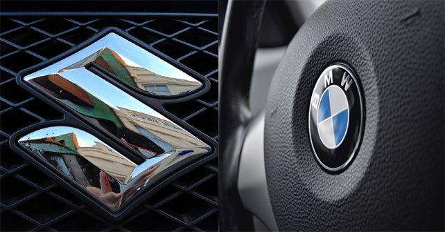 Suzuki and BMW