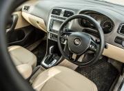 Volkswagen Vento TSI Steering Wheel