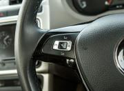 Volkswagen Vento TSI Touch Sensitive Switches On Steering Wheel