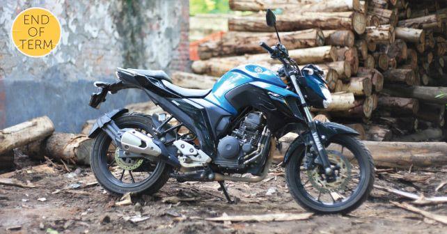 Yamaha Fz25 August 2018