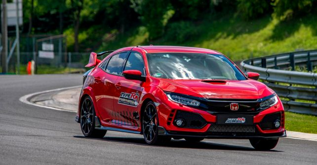 Civic Type R Record