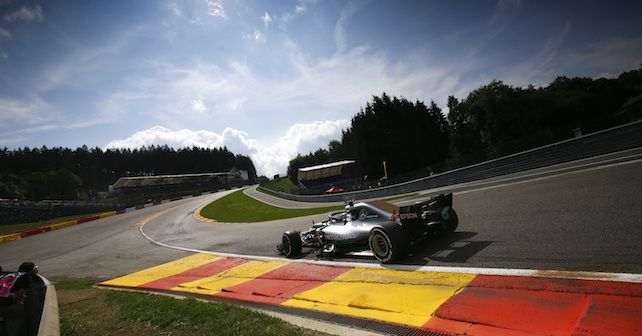 f1 2018 lewis hamilton claims belgian grand prix pole after wet and wild finish autox. Black Bedroom Furniture Sets. Home Design Ideas