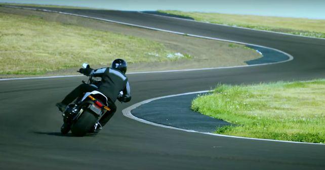 Harley Davidson Softail Teased M
