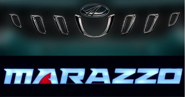 Mahindra Marazzo Mpv Grille India Launch September 2018 M
