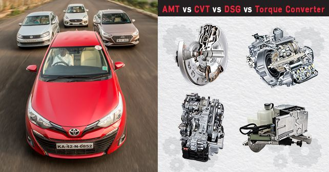 Toyota Yaris Vs Hyundai Verna Vsvolkswagen Vento Maruti Dzire Automatic