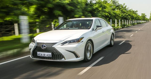 2018 Lexus ES 300h Review