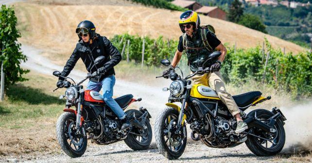 2019 Ducati Scrambler Icon Unveiled M