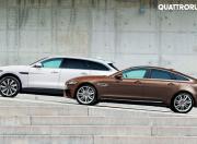44 47 quattroruote jaguar j pace xj 1