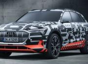 Audi e-tron global unveiling on 18th September