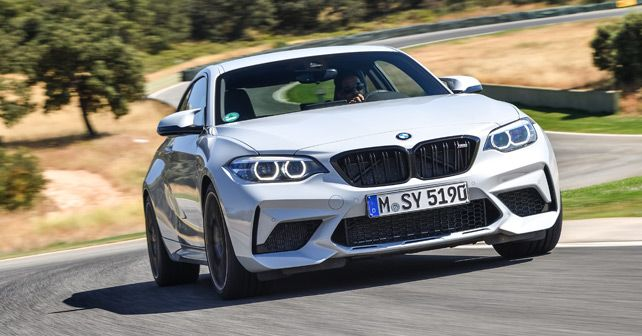 BMW M2 Competition2 Front Three Quarter