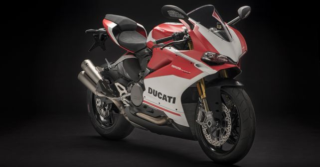 Ducati Panigale Corse 959 Limited Edition India Launch Price