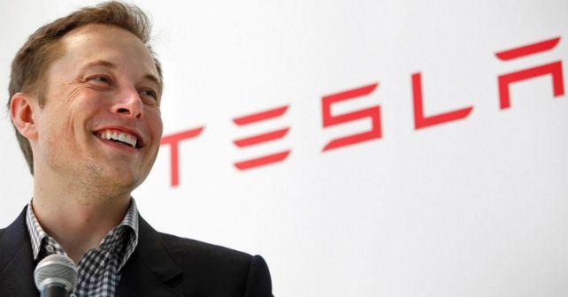 Elon Musk CEO Tesla Chairman M
