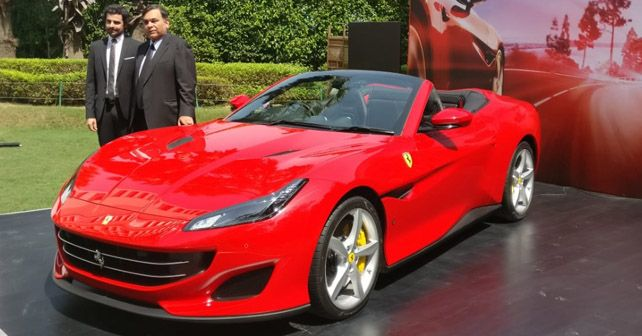 Ferrari Portofino India Launch