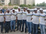 Team Maruti Suzuki Motorsport drivers