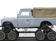 Land Rover Cuthbertson Tracked Vehicle
