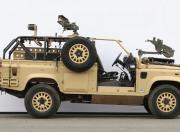 Land Rover Defender 110 Enhanced Weapon Mount Installation kit E WMIK