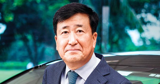 Y K Koo MD CEO Hyundai Motor India