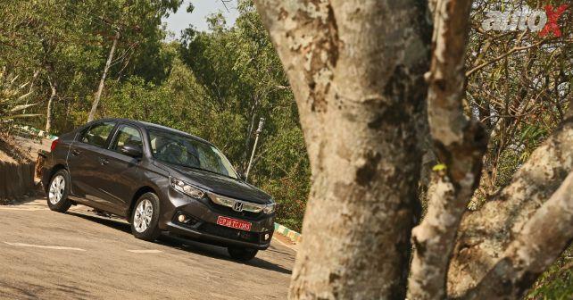 Honda Amaze Test Drive Review Static M1