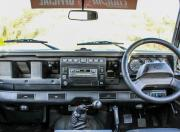 land rover defender interior1