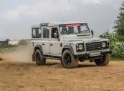 Land Rover Defender Front Three Quarter