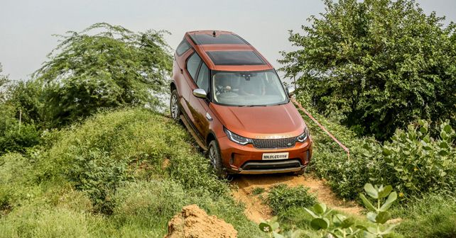 Land Rover Discovery Offroad Review