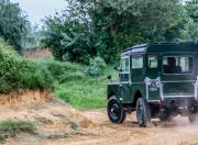 land rover series 1 india review