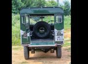 land rover series 1 rear