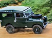 Land Rover Series Motion