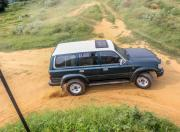 Toyota Land Cruiser J80 Action