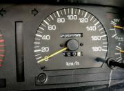 toyota land cruiser j80 speedometer
